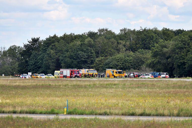 Bij de crash kwam een 37-jarige vrouw uit Kaatsheuvel om het leven Beeld Hollandse Hoogte /  ANP