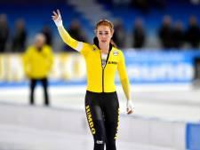 Antoinette de Jong wint ook 3.000 meter in Thialf