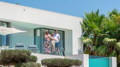 """Binnenkijken in Spaanse villa in coronatijden: """"Voel me veiliger dan in België"""""""