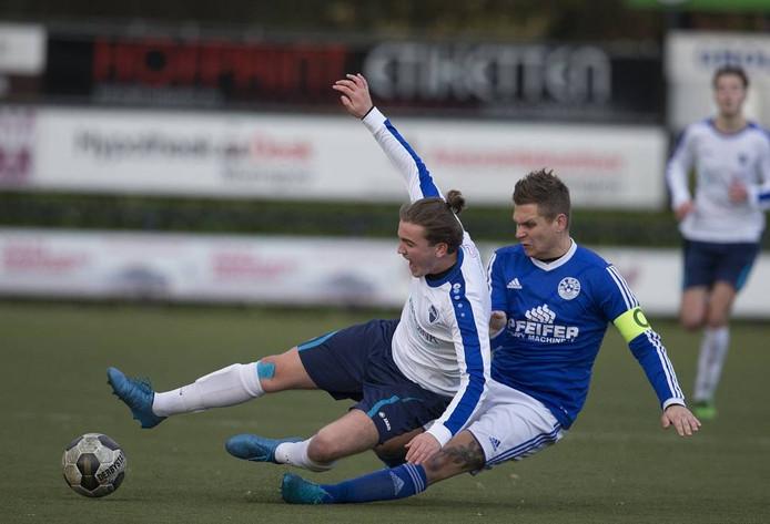De KNVB wil de competitie bij de amateurs drie weken later van start laten gaan. Foto: Theo Kock
