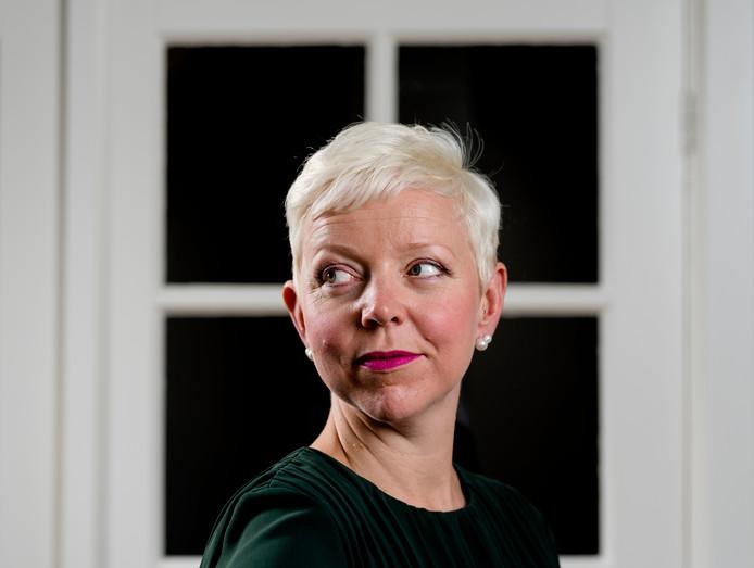 Kirsten van de Hul. PvdA. FOTO MARCO DE SWART