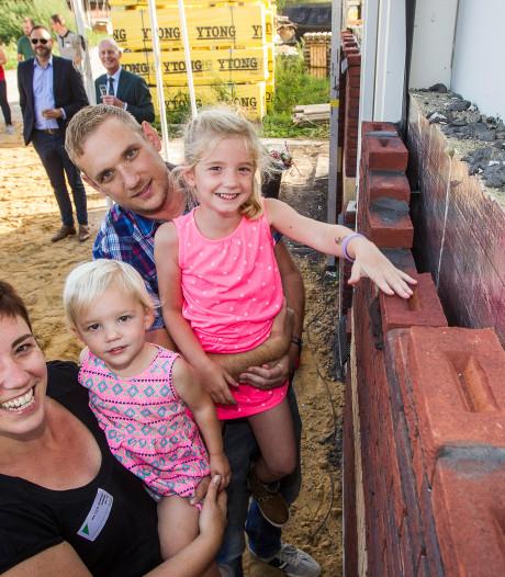 Families in Twello tellen af naar nieuwe huizen
