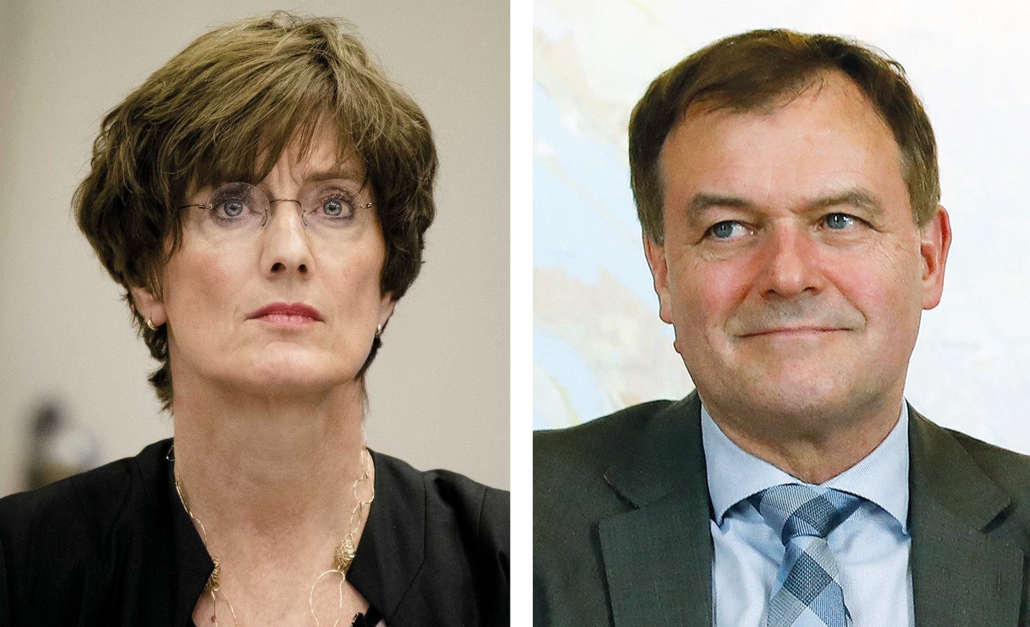 Het OM erkent dat de liefdesrelatie tussen Marianne Bloos en Marc van Nimwegen intern bekend had moeten worden gemaakt.