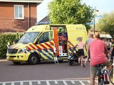 Snorfietser komt ongelukkig ten val in Zeeland en raakt gewond