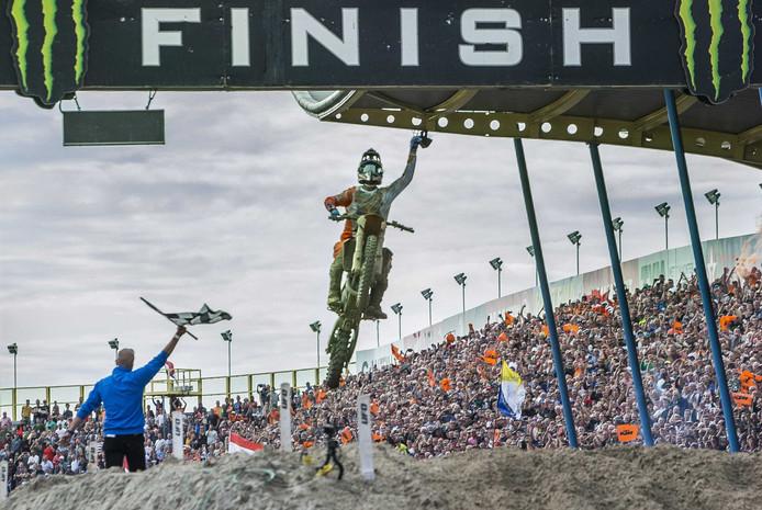 Jeffrey Herlings is wereldkampioen MXGP 2018