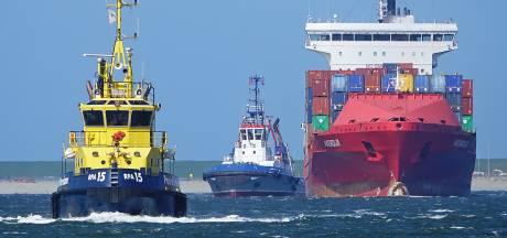 Kapiteins houden in de Rotterdamse haven soms stil dat zij zieken aan boord hebben