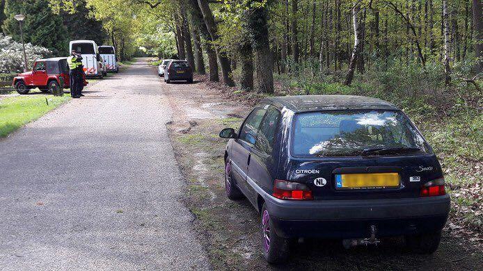 De auto van de vermiste Nunspeetse is gevonden aan de Elspeterweg