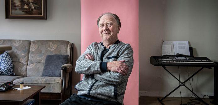 Henk van Lee (73) hoopt in de hemel minder pijn en ellende tegen te komen dan in het aardse bestaan.