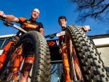 Sallanders Maarten en Marco mountainbikelegendes na voltooien trilogie in Nieuw-Zeeland