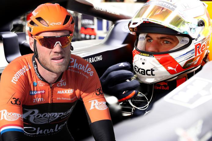 F1-Panel: Lars Boom over Max Verstappen