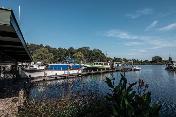 De haven van WSV De Oude IJssel.