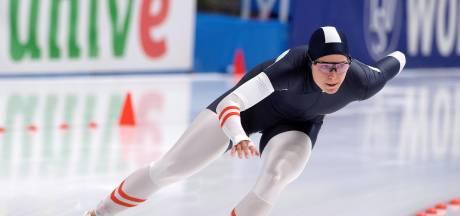 Herzog wint ook tweede 500 meter, bijrol Nederlandse vrouwen