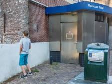 Roosendaal blijft toilet-onvriendelijk