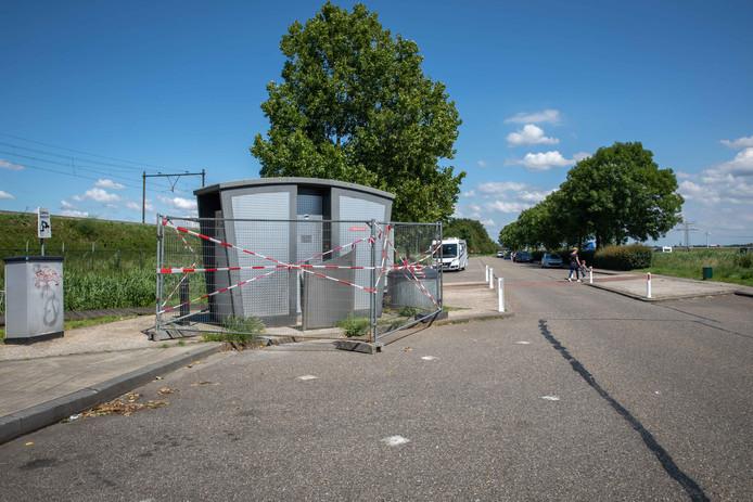 Parkeerplaats 't Scheld bij Rilland