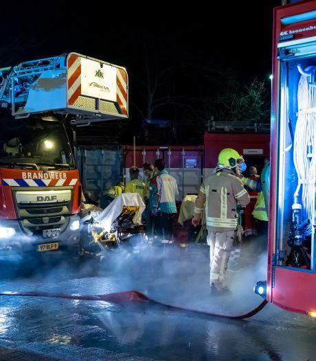 Bewoner verpleeghuis Aafje Smeetsland overleden na brand vorige week