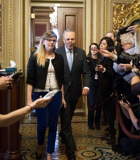 Democraten akkoord: sluiting Amerikaanse overheid voorbij