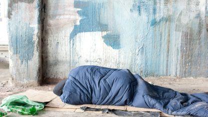 Aantal daklozen in Groot-Brittannië sterk gestegen