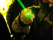 Moeilijke zoektocht naar persoon die met een laserstraal piloot verblindde boven Winterswijk