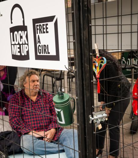 Sponsorcampagne Lock me Up brengt in Enschede 45.000 euro op