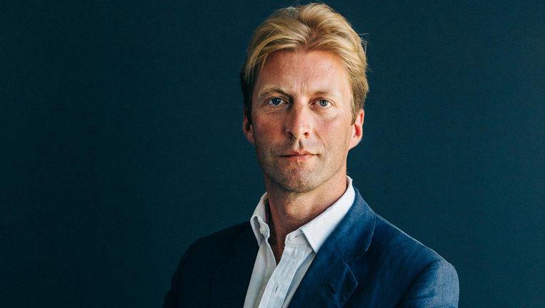 Taco Dibbits, sinds juli hoofddirecteur van het Rijksmuseum in Amsterdam. Beeld  Ben Roberts
