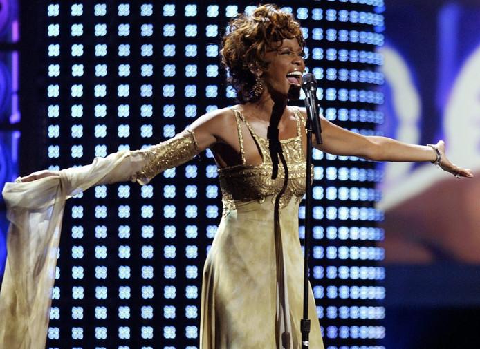 Fans van Whitney Houston krijgen volgend jaar de kans om een concert van de overleden zangeres te ervaren