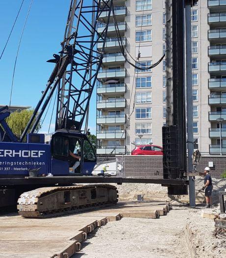 Nieuwe woonwijk op plek van gesloopte flats in Spijkenisse