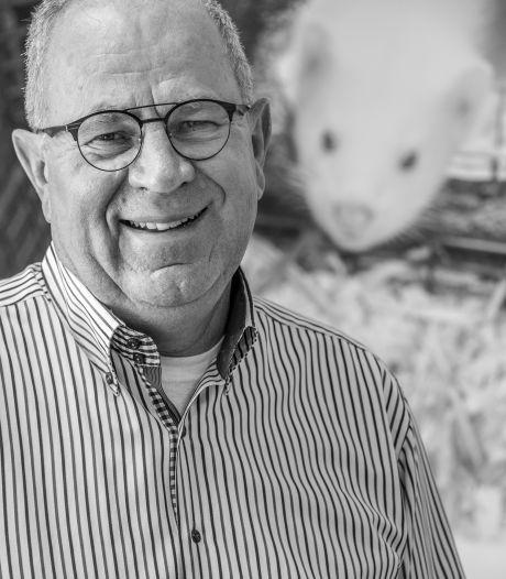 Wim Verhagen komt op voor de nertsenfokker, tot de laatste verder kan met zijn leven: 'Niemand is van steen'