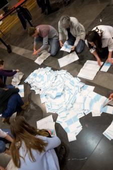 In Buren en Culemborg kwamen meer mensen stemmen dan in 2014