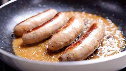 Worsten van Spar en Makro teruggeroepen wegens salmonella