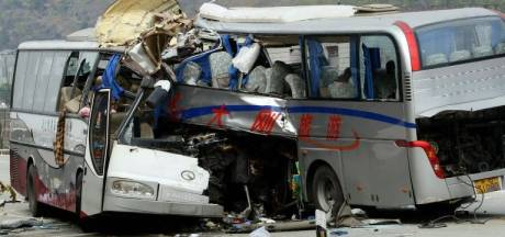 Wereldwijd sterven jaarlijks 1,3 miljoen mensen in het verkeer