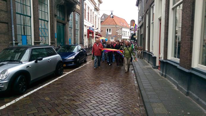 Herdenking in Zwolle voor Orlando