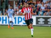 Romero wacht al 405 dagen op een 'officiële goal' en krijgt kans in de basis bij MVV-Jong PSV