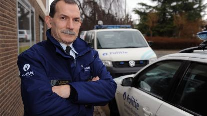 Na 35 jaar dienst gaat hoofdcommissaris Paul Mispelters met pensioen