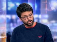 """Emmanuel André: """"Il y a deux raisons d'être inquiets et vigilants"""""""