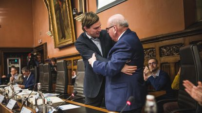 Langste applaus is voor Peeters