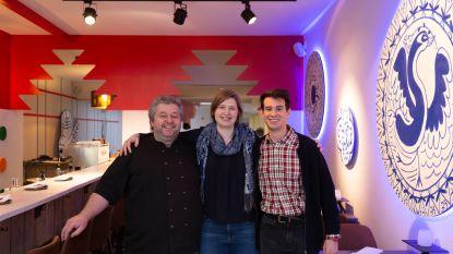 """Kunst en tapas ontmoeten elkaar in restaurant Gustu: """"Zowel op als naast het bord vernieuwen"""""""