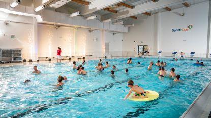 Zwembadcomplex Sportoase De Lijster biedt uitzonderlijk afkoeling tot middernacht