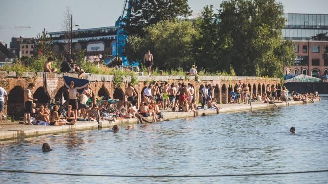 """Al in de zomer van 2021 een officiële zwemzone in het Houtdok? """"Nu zelfs de minister enthousiast is, moet dat lukken"""""""