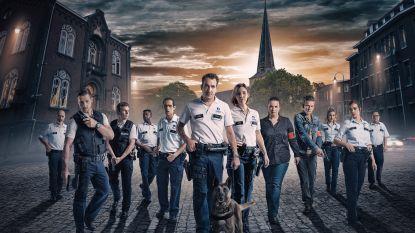 IN BEELD: #throwbackthursday met de acteurs van 'De Buurtpolitie'!