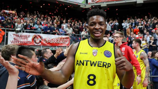 Jae'Sean Tate (ex-Antwerp Giants) tekent contract in NBA bij Houston Rockets
