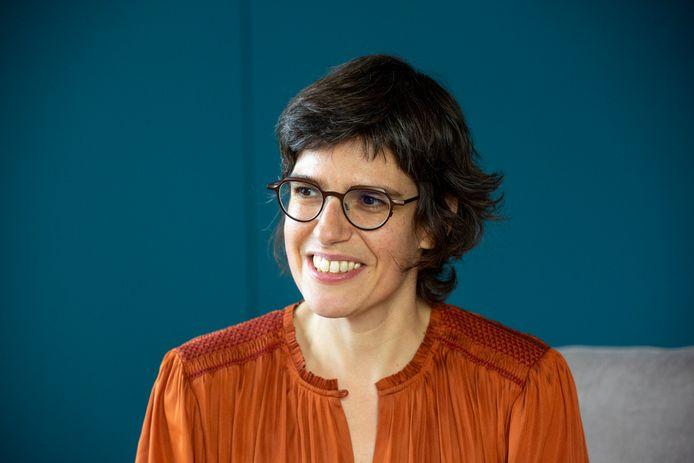 Federaal minister van Energie Tinne Van Der Straeten (Groen)