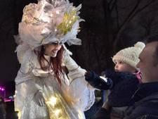 Wijchense sprookjesprinses opent het sprookjesfestijn