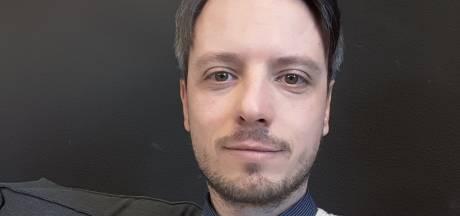 Verslaggever bij de Stentor: Paolo Laconi