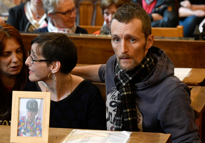 Laurent Vemeesch, le père de la victime