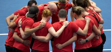 La Belgique tête de série des qualifications pour la Fed Cup