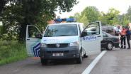 VIDEO. Grootschalige politieactie op de N74 omleidingsweg in Zonhoven