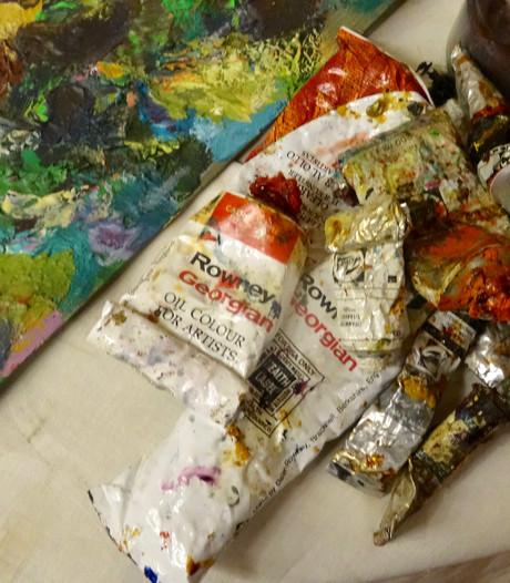 Elshout brengt hommage aan schilder Antoon Lommers