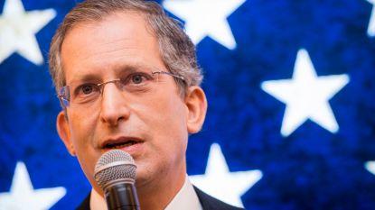 Hotelbaas wordt na 18 maanden nieuwe Amerikaanse EU-ambassadeur