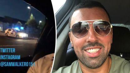 """""""Pak me als je kan"""": voortvluchtige man daagt politie wekenlang uit op sociale media maar trekt uiteindelijk aan kortste eind"""