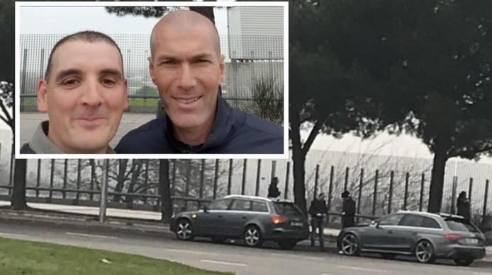 """Résultat de recherche d'images pour """"Zidane voiture selfie"""""""